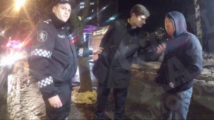 Avocatul BEAT prins la volan, trimis în judecată. A accidentat cu maşina 4 persoane, printre care doi copii, şi a amenințat cu moartea