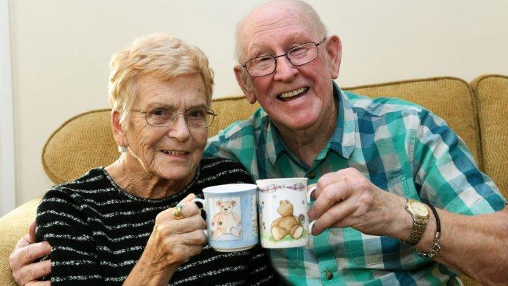 Gestul impresionant al unui bărbat de 79 de ani pentru soţia lui
