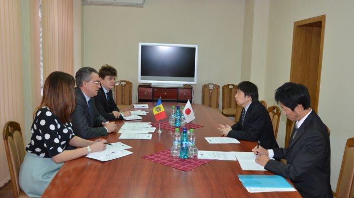 Ambasada Japoniei susține demersurile de intensificare a cooperării vamale cu Republica Moldova