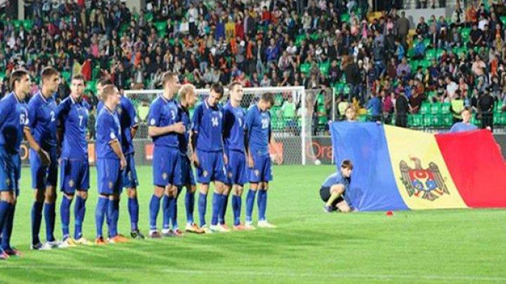 Tricolorii, pe locul 166. Moldova va juca pe 26 februarie cu Arabia Saudită