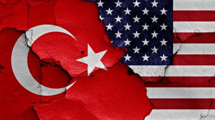 AVERTISMENT: Există o gravă problemă de încredere între Washington şi Ankara, relaţiile fiind într-un moment foarte critic