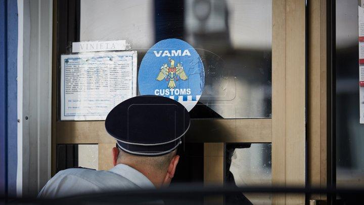 Venituri de 304,1 milioane de lei, încasate la bugetul de stat de Serviciul Vamal