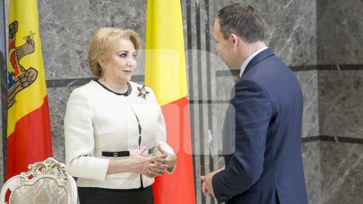 Andrian Candu: Cu România alături, drumul Republicii Moldova spre UE este mai ușor de parcurs