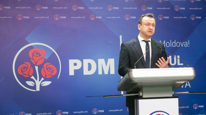 PDM: Demisia primarilor de Bălţi şi Chişinău, binevenită. Oamenii vor alege primari integri, care în sfârșit să facă treabă