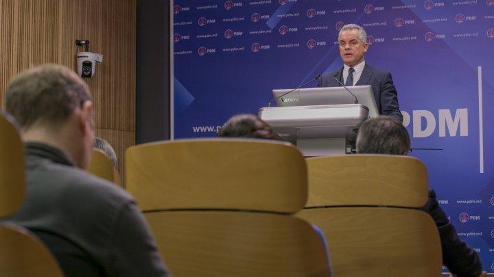 Vlad Plahotniuc: 41.000 de medici finanţaţi de CNAM vor primi SALARII MAJORATE cu până la 20 la sută