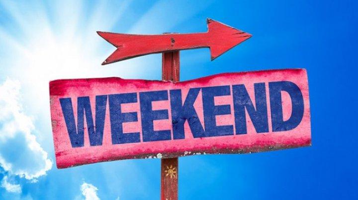 Se apropie weekendul. Iată câteva idei despre cum să vă petreceţi interesant şi util zilele de odihnă