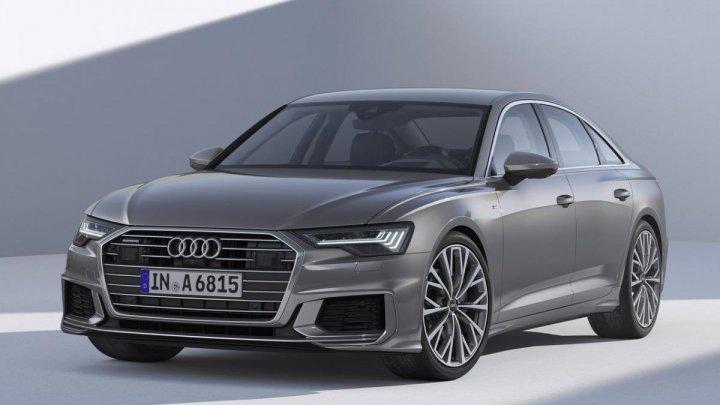 Audi a prezentat noua generație A6 (FOTO)