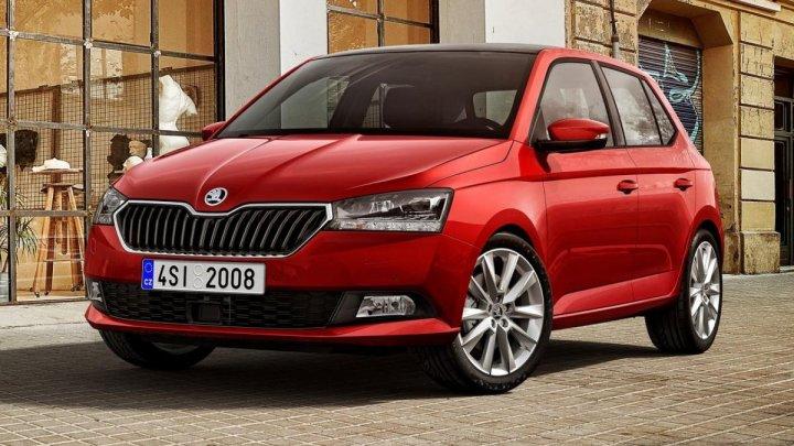 Cehii de la Skoda au prezentat noua Fabia facelift. Cum arată noua maşină