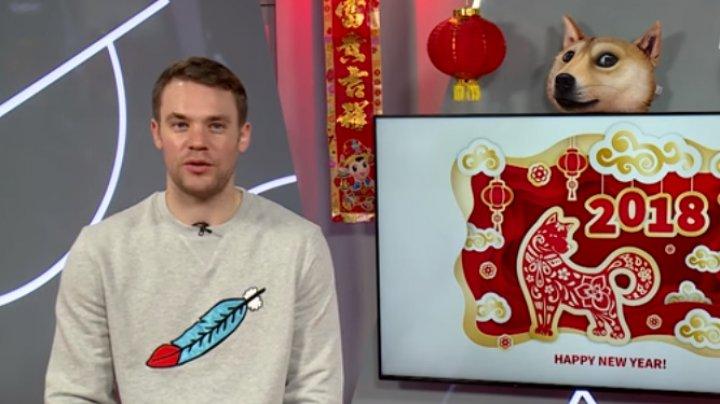 Fotbaliștii lui Bayern Munchen și-au felicitat fanii cu Anul Nou Chinezesc într-un mod inedit