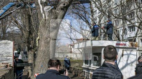 Gheretele de pe strada Nicolae Milescu-Spătaru vor fi EVACUATE astăzi
