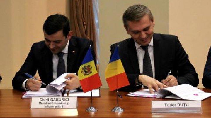 Contractul de privatizare a companiei Vestmoldtransgaz de către operatorul român Transgaz, SEMNAT