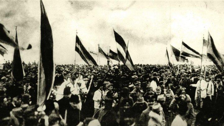 """27 martie 1918. Cum """"s-a întors"""" acasă Basarabia (VIDEO)"""