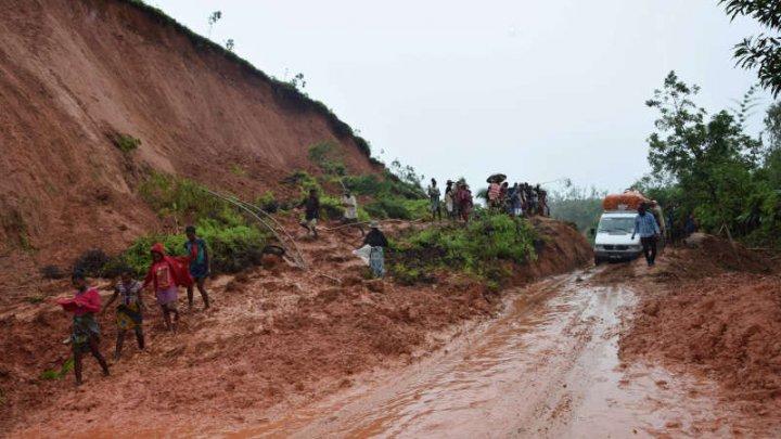 Furtună catastrofală în Madagascar. Cel puţin 20 de perosane au murit