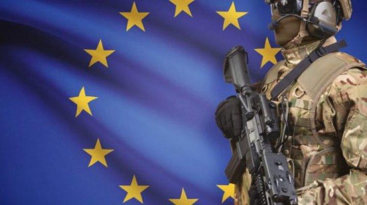 Planul UE pentru crearea unui Schengen militar