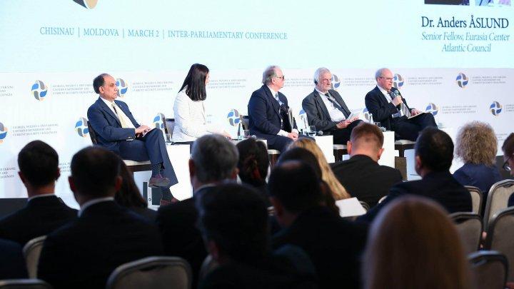 #parl4sec. Reforma economică și cea judiciară, discutate la Summitul interparlamentar