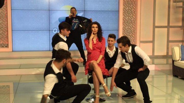 """Prezentatoarea TV Stela Mikşanski a avut astăzi ultima ediţie a emisiunii matinale """"O nouă zi"""". Ce mesaj emoţionant a lăsat"""