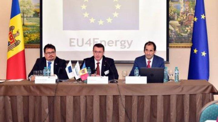Inițierea discuțiilor de facilitare a reformei în domeniul eficienței energetice în Moldova