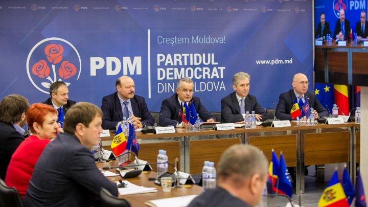 Coaliția de guvernare suține proiectul Drumuri bune pentru Moldova pentru ca cetățenii să simtă efecte pozitive