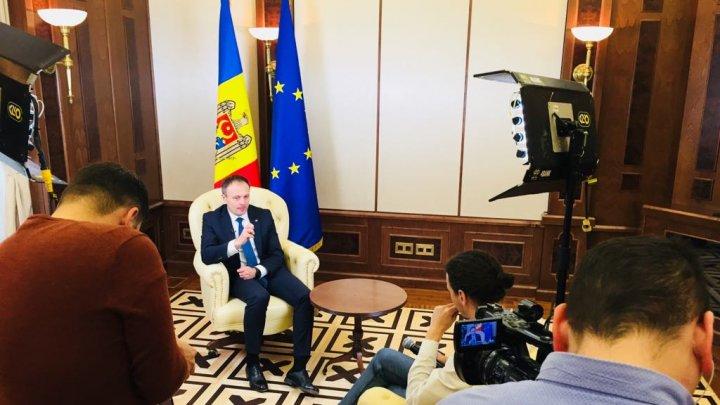 Andrian Candu, interviu exclusiv pentru Libertatea: Vrem să știm clar ce avem de făcut pentru a ajunge membri UE
