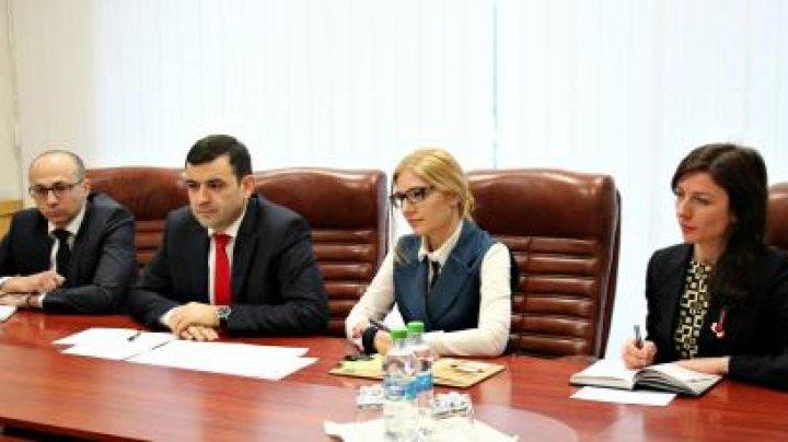 Securitatea economică și energetică în regiune sunt prioritățile de cooperare bilaterală între Republica Moldova și Ucraina