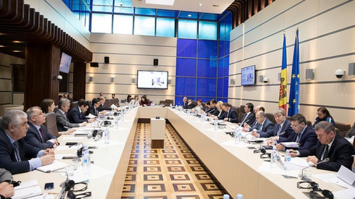 Noi progrese în implementarea Acordului de Asociere UE-RM. Andrian Candu: Este important să continuăm în același ritm