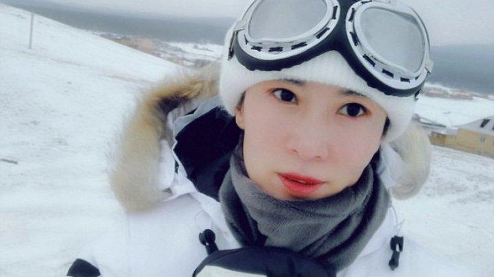 IMAGINI CARE ÎŢI TAIE RESPIRAŢIA!! Cum arată bomba sexy de 50 de ani care s-a dezbrăcat în Siberia la minus 40 de grade