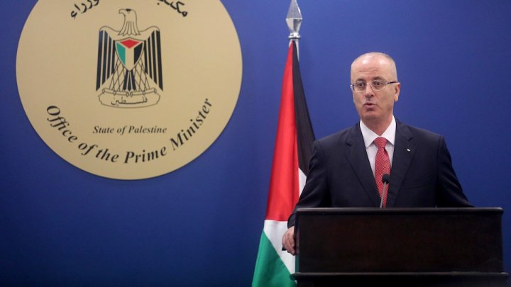 Cel puţin şapte răniţi în Fâşia Gaza în moment ce în trecere se afla coloana premierului palestinian