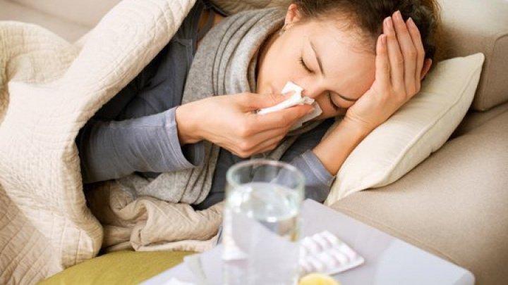 Încă două decese cauzate de virusul gripal în România. Numărul total de victime se apropie de 100