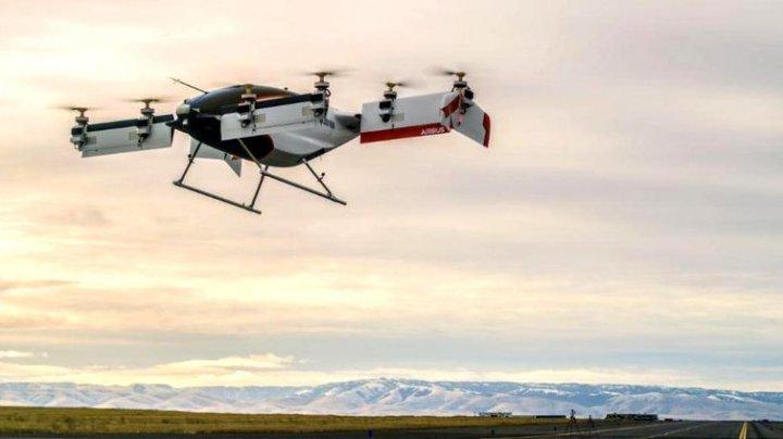 Porsche va construi taxiuri zburătoare. Acestea vor fi automatizate aproape total și nu necesită licență de pilot (VIDEO)