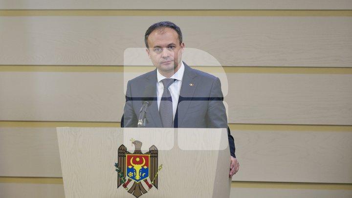 Andrian Candu: Guvernarea vrea să atragă mai mulţi investitori străini şi să dubleze numărul locurilor de muncă
