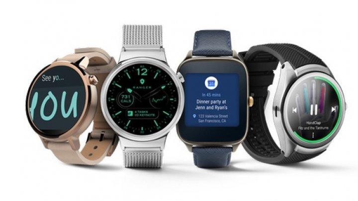 Platforma Android Wear va fi redenumită în Wear OS