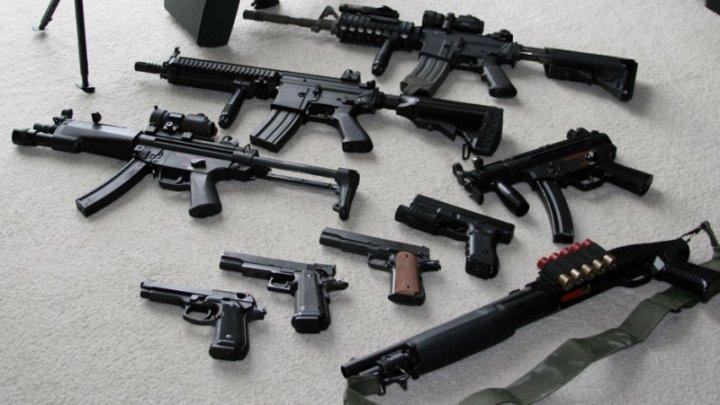 SUA şi-au consolidat poziţia de cel mai mare exportator de arme din lume în ultimii cinci ani