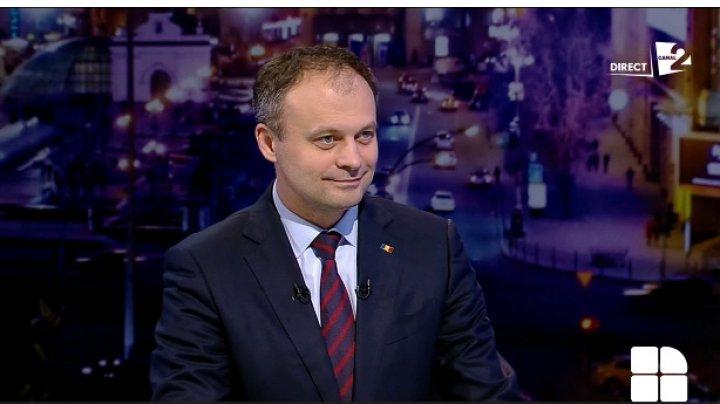 Andrian Candu, invitat la emisiunea Tema Zilei: Arena Chișinău va permite organizarea competițiilor internaționale, la cel mai înalt nivel