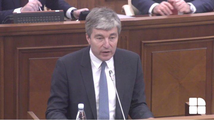 Eugen Carpov despre ce-a de a VI-a Reuniune a Comitetului Parlamentar de Asociere UE-Republica Moldova