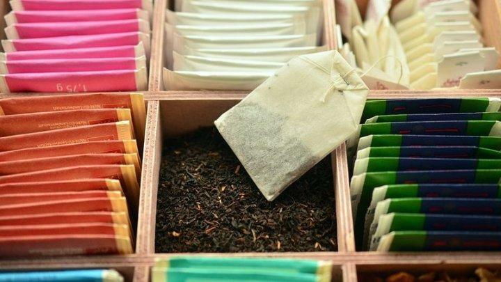 Adevărul despre ceaiul în plic. Este chimie curată