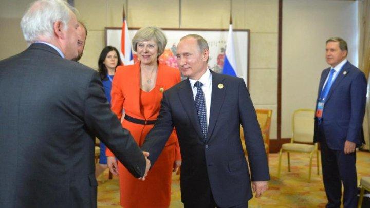 Ultimatumul premierului britanic, Theresa May pentru Rusia: Dați explicații sau recurgem la represalii