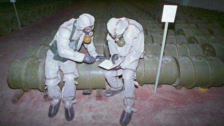 Ce investiție strategică vitală va face Marea Britanie pentru a se proteja împotriva armelor chimice