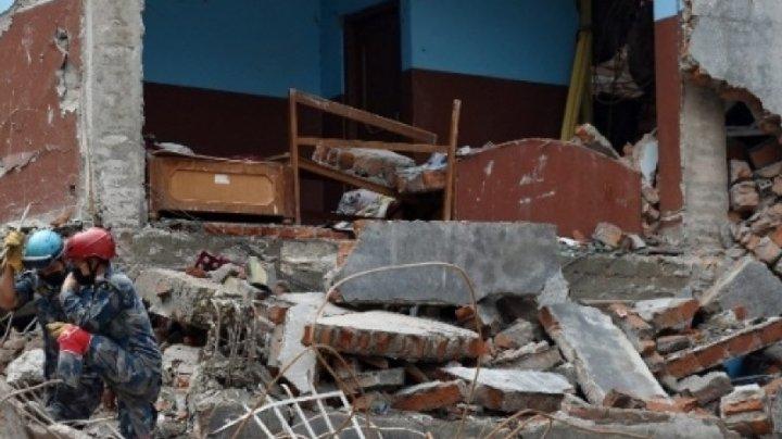 CUTREMUR DEVASTATOR în Papua Noua Guinee: Cel puţin 18 oameni au murit