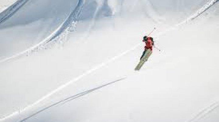 Competiţia Freeride World Tour s-a disputat în Andorra
