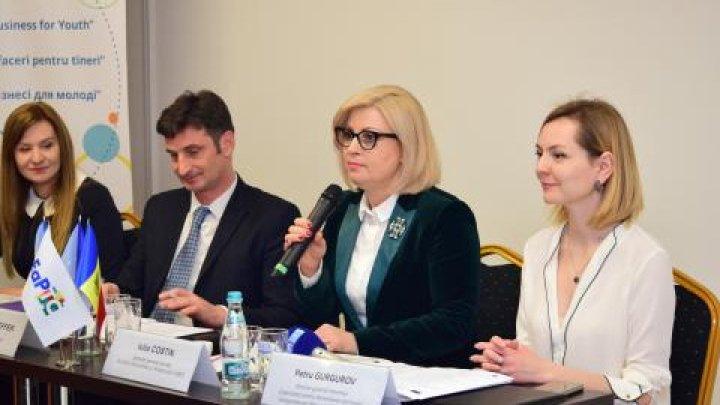 60 de tineri din Republica Moldova și Ucraina vor fi susținuți de UE în inițierea unei afaceri