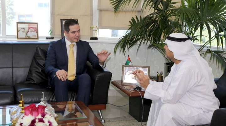 Companiile din Emiratul Fujairah sunt interesate în stabilirea parteneriatelor cu zonele economice libere din Republica Moldova