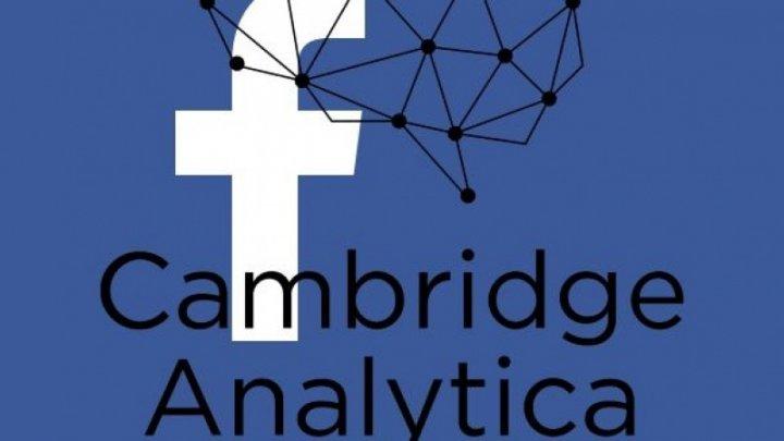 Un moldovean, printre persoanele care ar fi provocat scandalul legat de Facebook - Cambridge Analytica