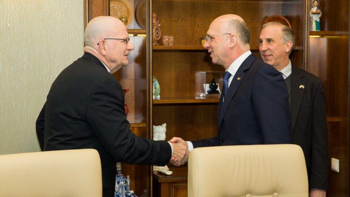 SUA va continua să sprijine modernizarea Republicii Moldova și integritatea teritorială a țării