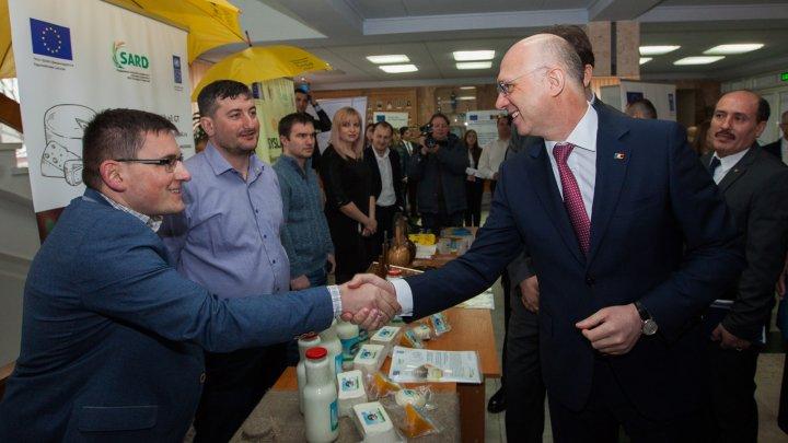 Proiectele de dezvoltare a UTA Găgăuzia, susținute de UE, au fost prezentate la Comrat