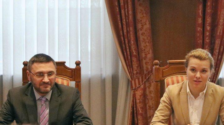 Tatiana Molcean şi Victor Krijanivski: Sperăm că pe parcursul anului 2018 se va menţine dinamica pozitivă în procesul de reglementare transnistreană