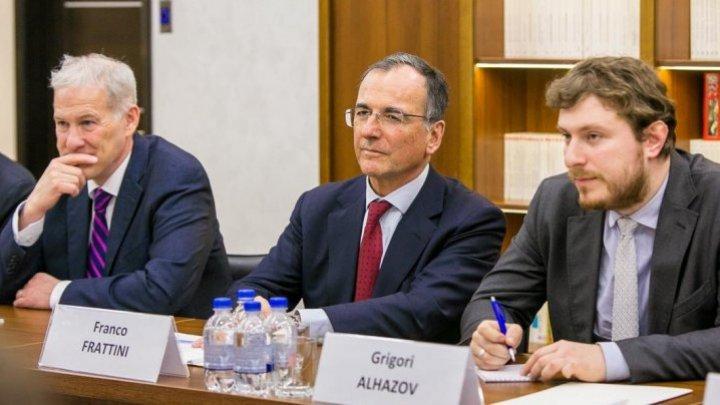 Franco Frattini: Pacificatorii ruși din Transnistria trebuie să-și continue misiunea, iar munițiile trebue să fie retrase