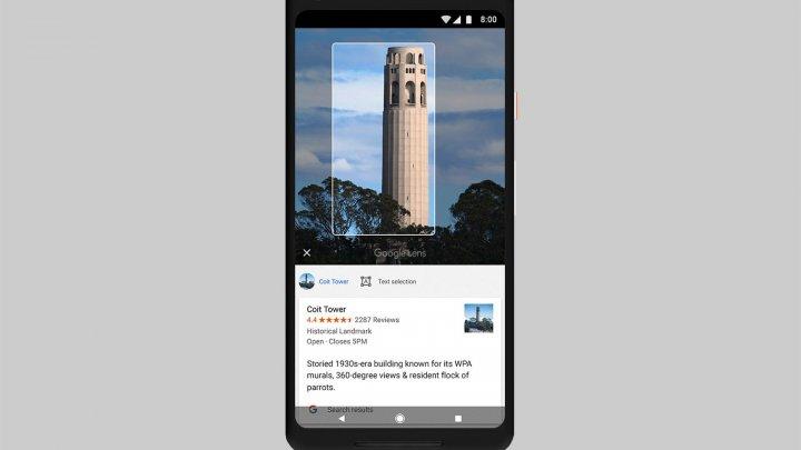 Google Lens este disponibil acum pe toate dispozitivele cu Android