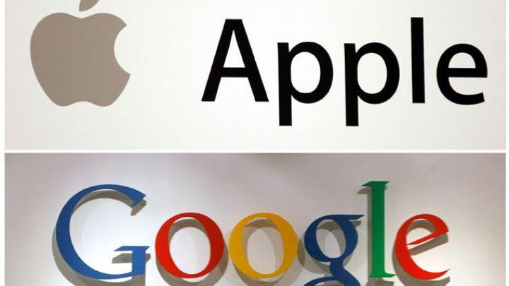 Franța dă în judecată giganţii americani Google și Apple