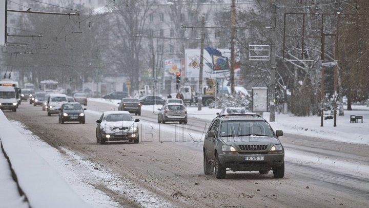 InfoTrafic: Cum se circulă la această oră pe stăzile din Capitală