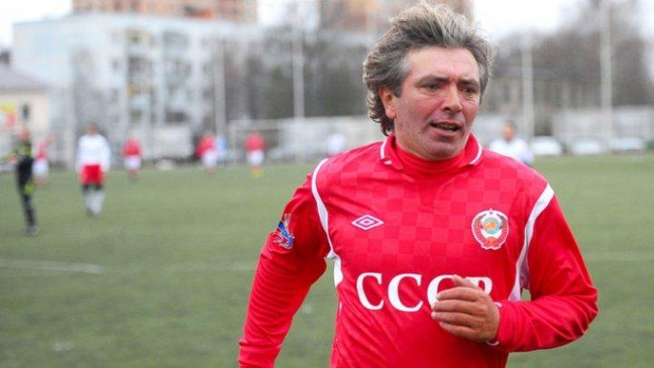 Igor Dobrovolski este noul antrenor al clubului Dinamo-Auto